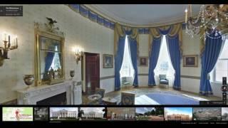 GOOGLE MAPS WHITE HOUSE TOUR?!?! Free HD Video