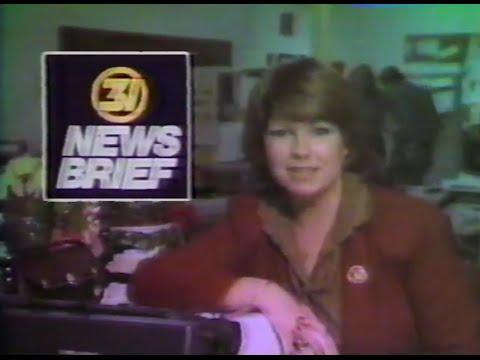 WAAY-TV 31 WAFF-TV 48 Huntsville, AL Eighties News Blooper Reel