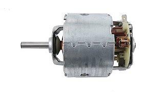 Скрип эл.мотора отопителя салона Audi80 .Смазка.