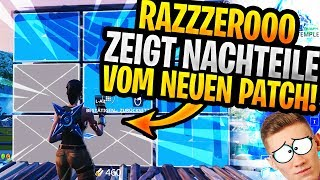 👉RAZZZERO0O FEATURES OF THE NEW PATCH👈| HARMII TROLLT GEGNER😱| FORTNITE GERMAN HIGHLIGHTS