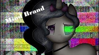 - Пони клип Mind Brand для Жанны