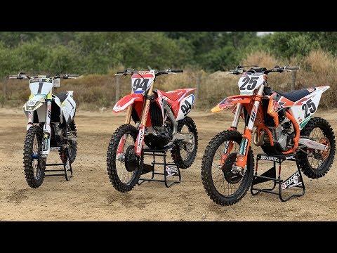 2019 Special Edition 450 Shootout - Dirt Bike Magazine