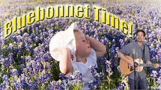 The Bluebonnet Life Cycle Song:elementary science lessons on pollination & plant life cycle