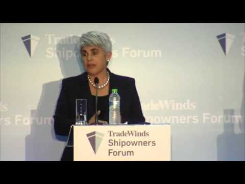 Owners' Panel at the TradeWinds Shipowners Forum, Posidonia 2016