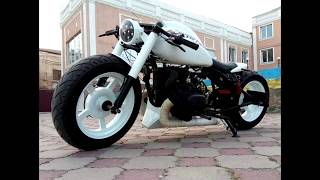 кастом из мотоциклов Урал, Днепр, Иж | Custom bikes from USSR