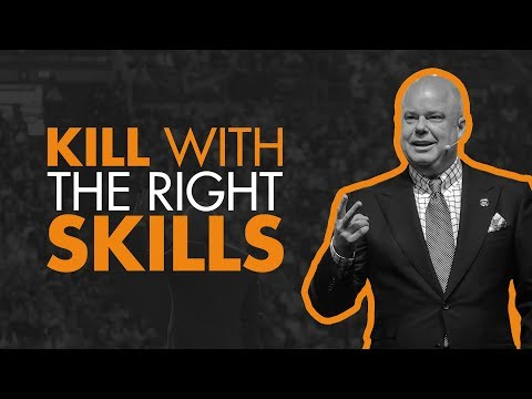 Kill With The Right Skills - Network Marketing Pros & Eric Worre