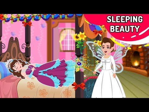 Sleeping Beauty Story in English | English Story | English Fairy Tales By Baby Hazel