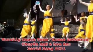 Lớn tiếng mừng - Shouts of joy (Vietnamese) David Dong