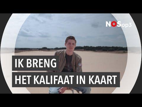 Deze Nederlander van 20 volgt Islamitische Staat op de voet | NOS op 3
