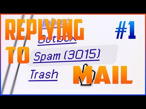 Replying To Spam
