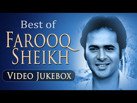 Best Of Farooq Sheikh Songs(HD) - Jukebox - Evergreen Classic Romantic Ghazal Songs