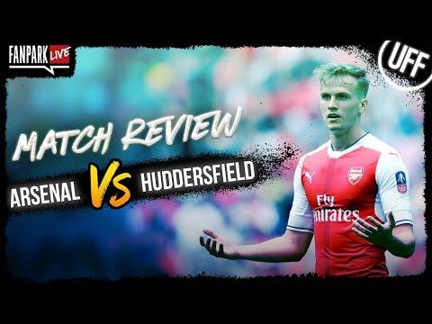 Arsenal vs Huddersfield  - Goal Review - FanPark Live Mp3