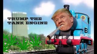THOMAS THE TANK ENGINE ft. DONALD TRUMP (Bing Bong) [ORIGINAL SOUND]