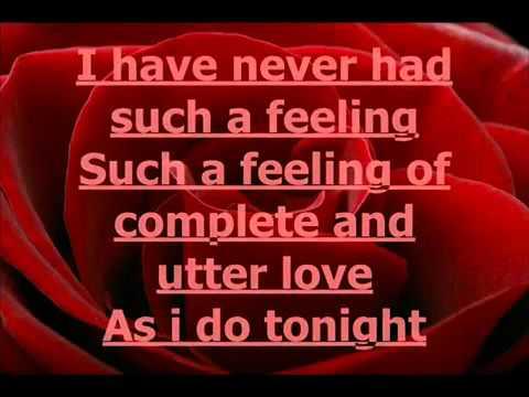 Chris de Burgh  Lady In Red Lyricsmp4