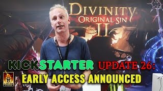 Divinity Original Sin 2 Update 26 Early Access Announced