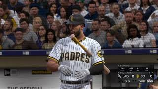 *Early PS5 Gameplay* MLB The Show 21 LA Dodgers vs San Diego Padres