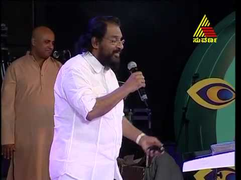yesudas live performance in age 72  - amazing