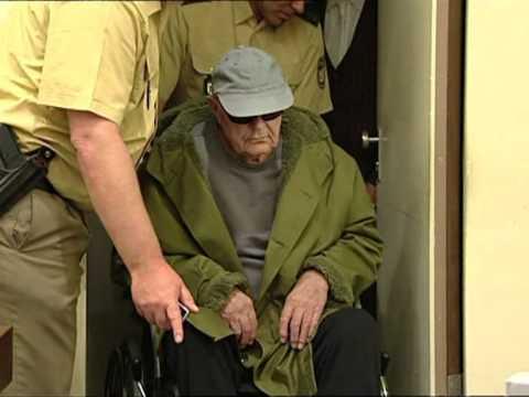Le garde de camp nazi Demjanjuk condamné à 5 ans de prison