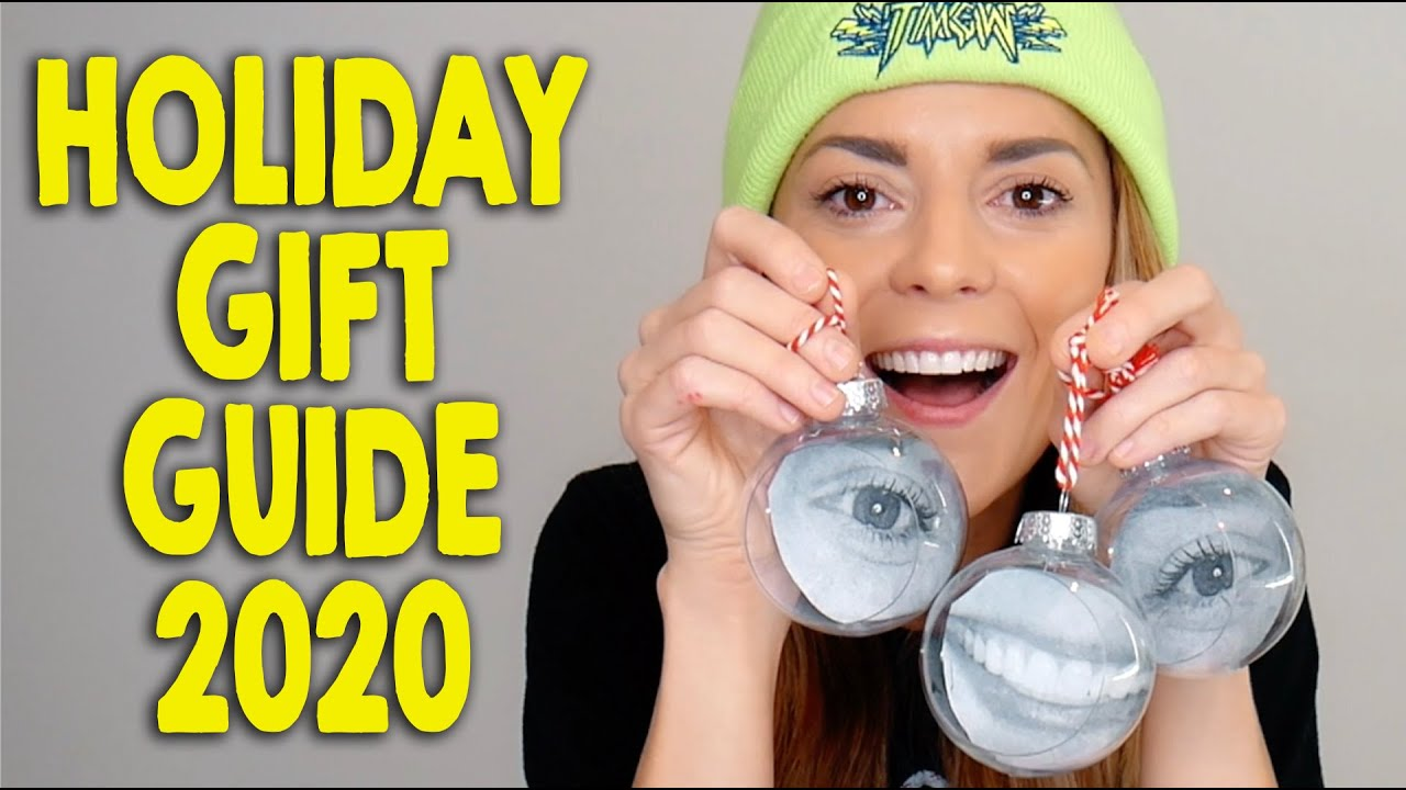 GRACE'S HOLIDAY GIFT GUIDE 2020 // Grace Helbig
