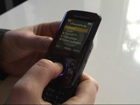Sony-Ericsson W395 Test Preview