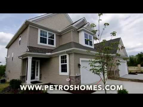 Petros Homes Offers The Retreat At Lake Medina Youtube