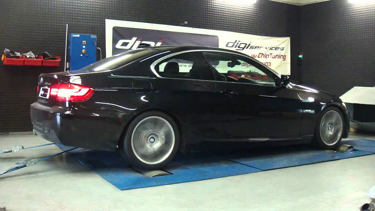 reprogrammation moteur bmw 325d 204cv 299cv dyno digiservices youtube. Black Bedroom Furniture Sets. Home Design Ideas