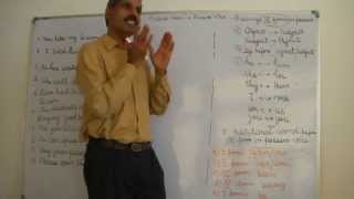 अंग्रेजी सीखें:  Active Voice to Passive Voice/ The Easiest Way