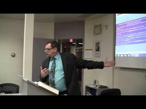 Quest, Fall 2014 - Dr. Jim Gimbel, Part 4 of 4