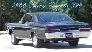 1966 Chevy Impala 396 big block 4-speed