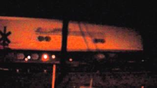 Csx 7515 Leads Csx Q029-18 W/ Engineer Mad Dog In Tunnel Hill, Ga