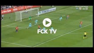 Hvem er Michael Santos? Se mål fra hans tid i spansk fodbold