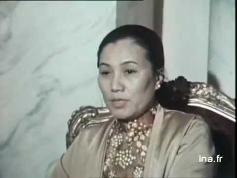 Interview with Nguyen Thi Binh 25/01/1973