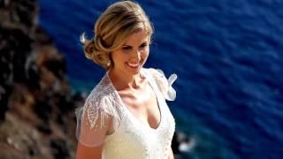 Свадьба на Санторини Екатерины и Андрея(Одним из самых красивых уголков Средиземноморья является остров Санторини. Помимо природной красоты, он..., 2016-03-25T08:58:23.000Z)