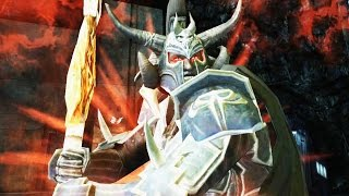 Injustice: Gods Among Us - Ares. God of War Super Attack Moves [iPad] [REMASTERED]