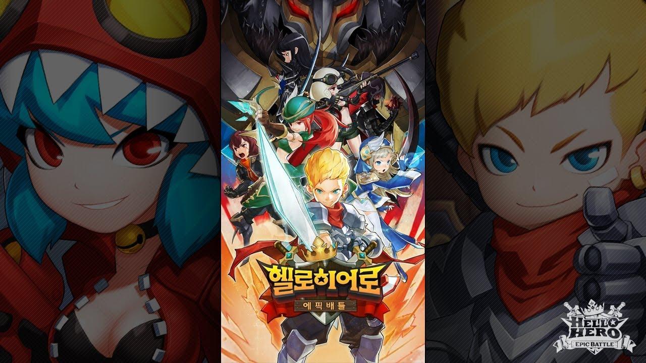 The Sequel - Hello Hero: Epic Battle Revealed! - GamerBraves