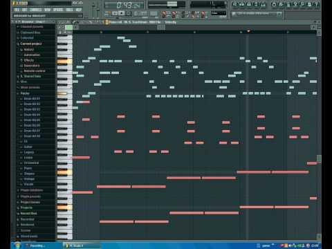 Bodo Wartke - 90 Grad Solo MIDI