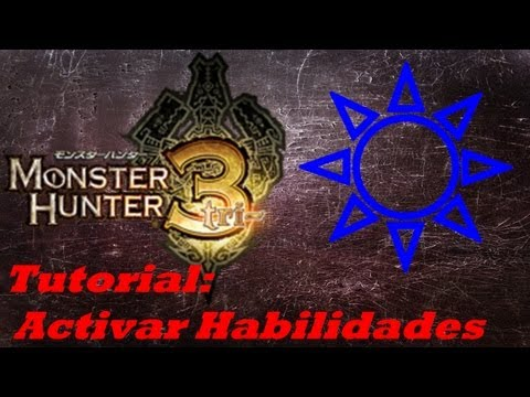[TUTORIAL] Activar habilidades en Monster Hunter Tri