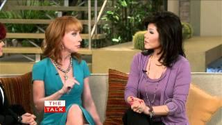 Kathy Griffin on The Talk (11/2/10) - Part 1/2