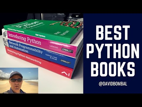 Best Python books for Network Engineers! Learn Python and Network Automation: CCNA | Python
