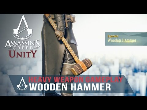 Assassin's Creed Unity - Wooden Hammer