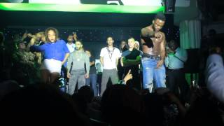 Iyanya - Mr. Oreo (Live in Cyprus)