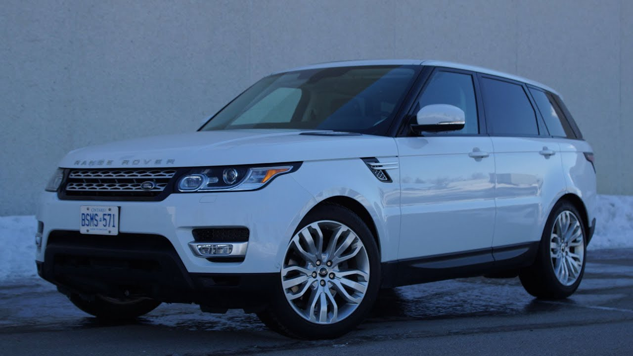 2014 Range Rover Sport HSE Review