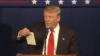 Donald Trump's Phone Number Published After Revealing Lindsey Grahams'
