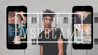 HOW TO GET ALL VSCO CAM FILTERS FOR FREE