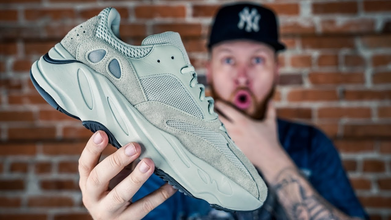 save off bd315 c7d04 HOW GOOD IS THE ADIDAS YEEZY BOOST 700 SALT?! (Early In Hand & On Feet  Review)