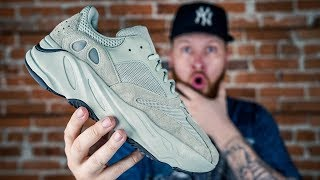 HOW GOOD IS THE ADIDAS YEEZY BOOST 700 SALT?! (Early In Hand & On Feet Review)