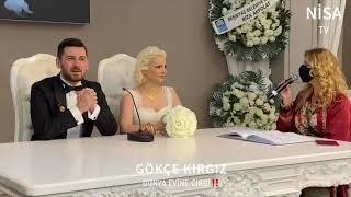 Gökçe Kırgız ve Yılmaz Taner Evlendi.