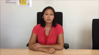 Evelyne Nguyen, senior process engineer, Veolia Malaysia