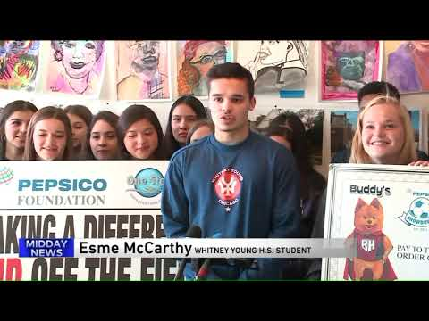 Chicago-area students raise money for Englewood organization