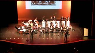Haitian Fight Song   Jazz Ensemble   Princeton Shools Jazz Extravaganza 2018